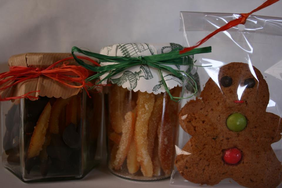 Regali Di Natale Per Casa.Regali Di Natale Fatti In Casa Gastribu